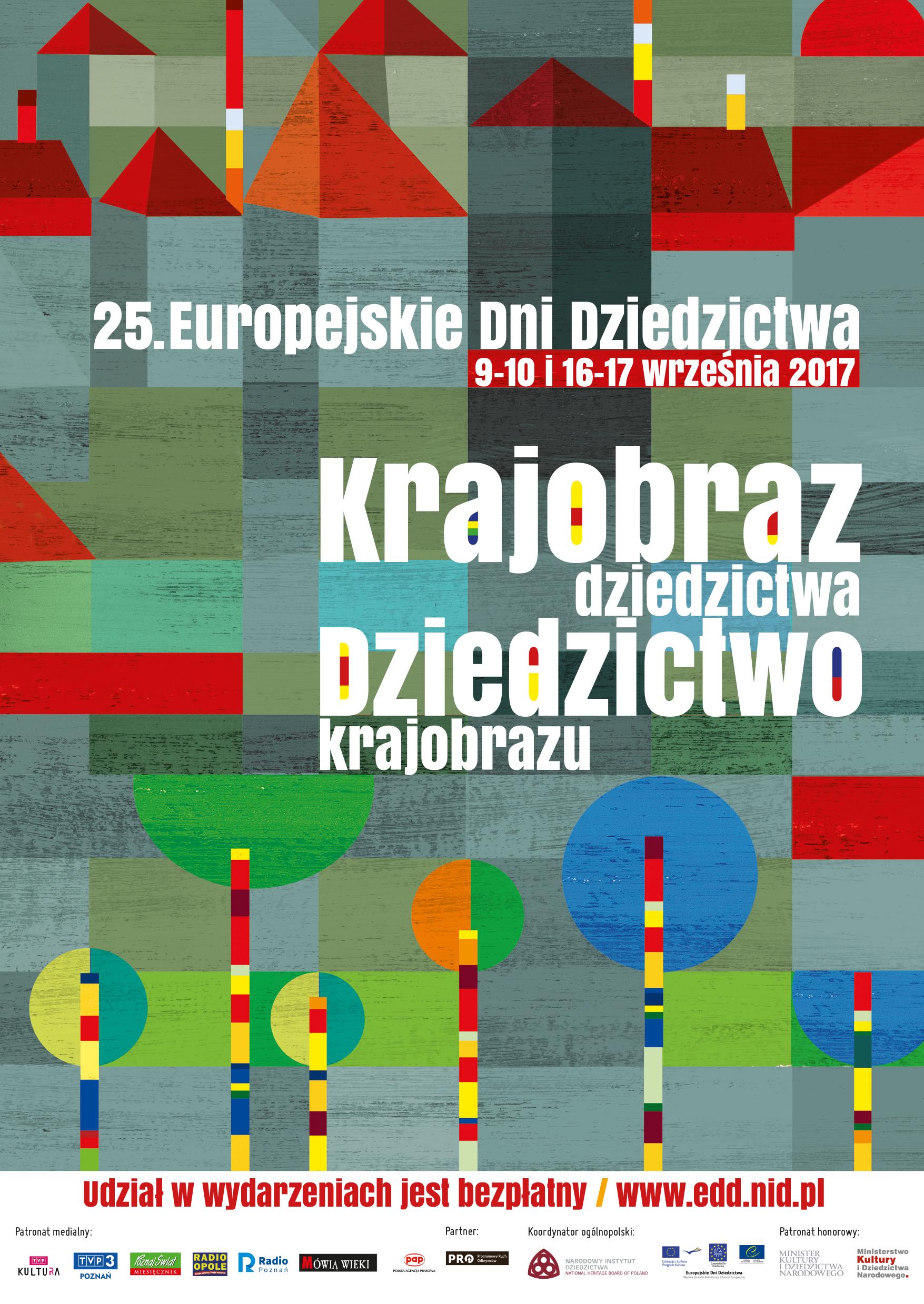 Odkryj zabytki swojego regionu – ruszają 25. Europejskie Dni Dziedzictwa