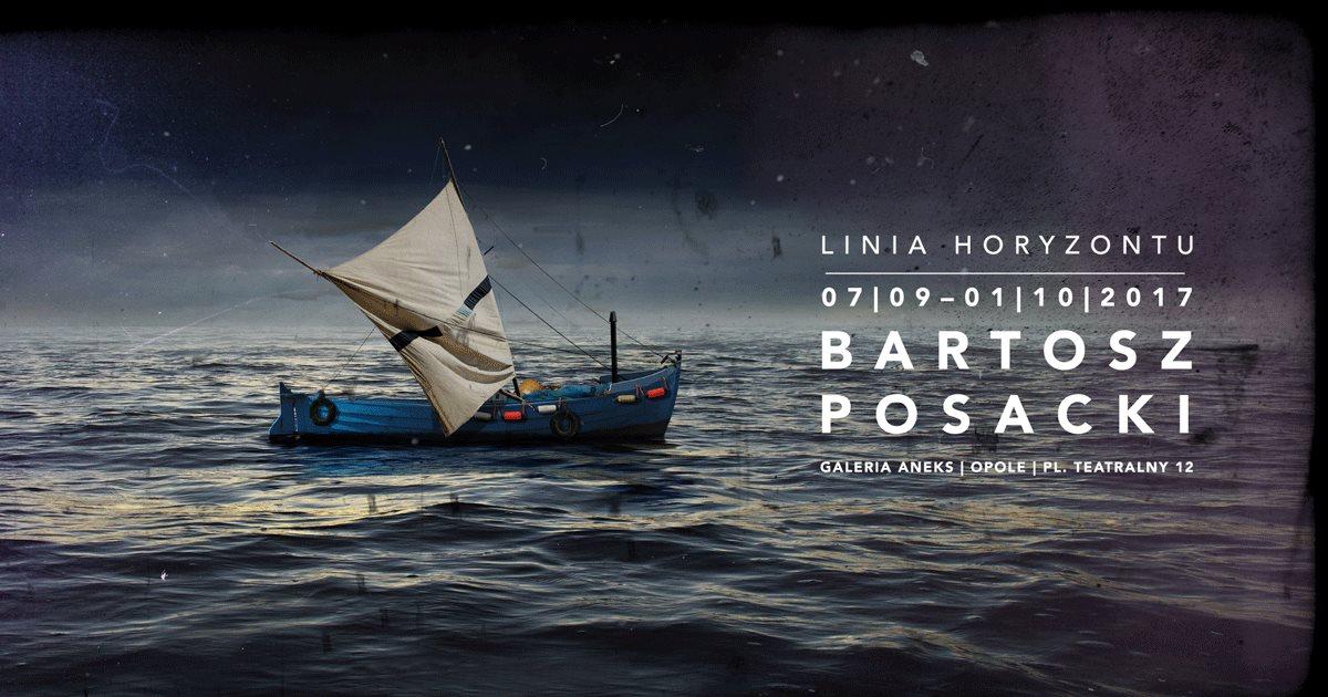 Podczas wernisażu Salonu Jesiennego w Galerii Aneks GSW zaprezentowana zostanie także wystawa zdobywcy zeszłorocznej nagrody Grand Prix Salonu Jesiennego 2016 - Bartosza Posackiego