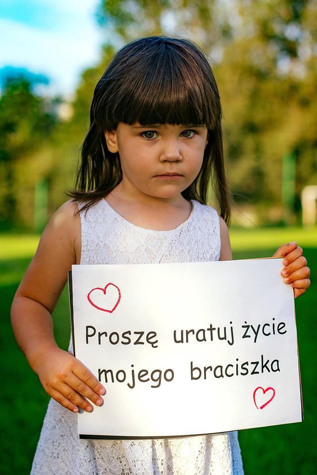 Słuchacze pomóżcie, potrzebne pieniądze na operację dla małego Mikołaja [fot. archiwum rodziny]