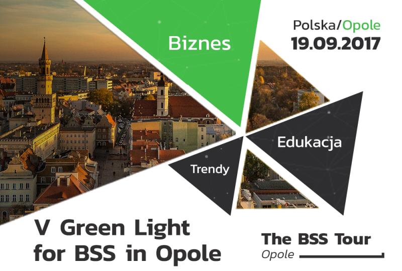 Konferencja V Green Light for BBC in Opole odbędzie się we wtorek (19.09) w Filharmonii Opolskiej