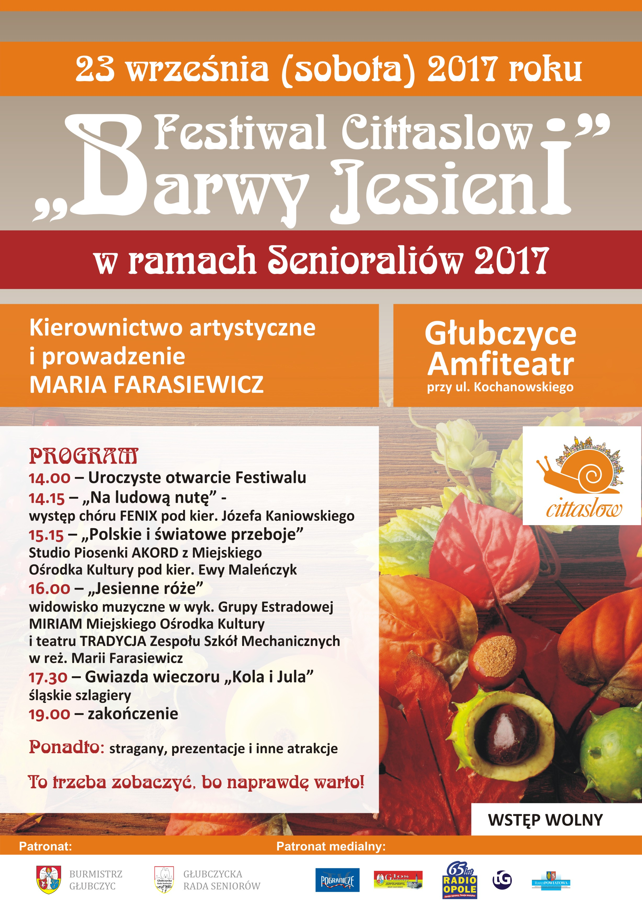 festiwal Barwy Jesieni