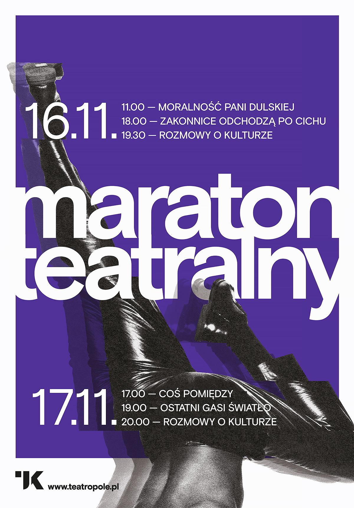 Cztery spektakle w dwa dni, czyli I Opolski Maraton Teatralny