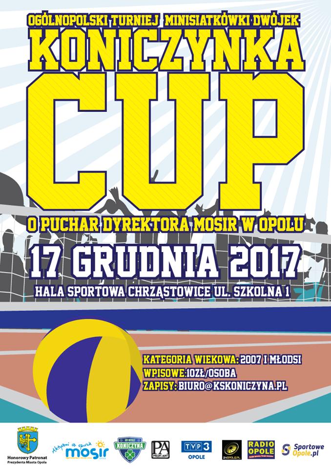 Turniej minisiatkówki o Puchar Dyrektora MOSiR w Opolu już w niedzielę