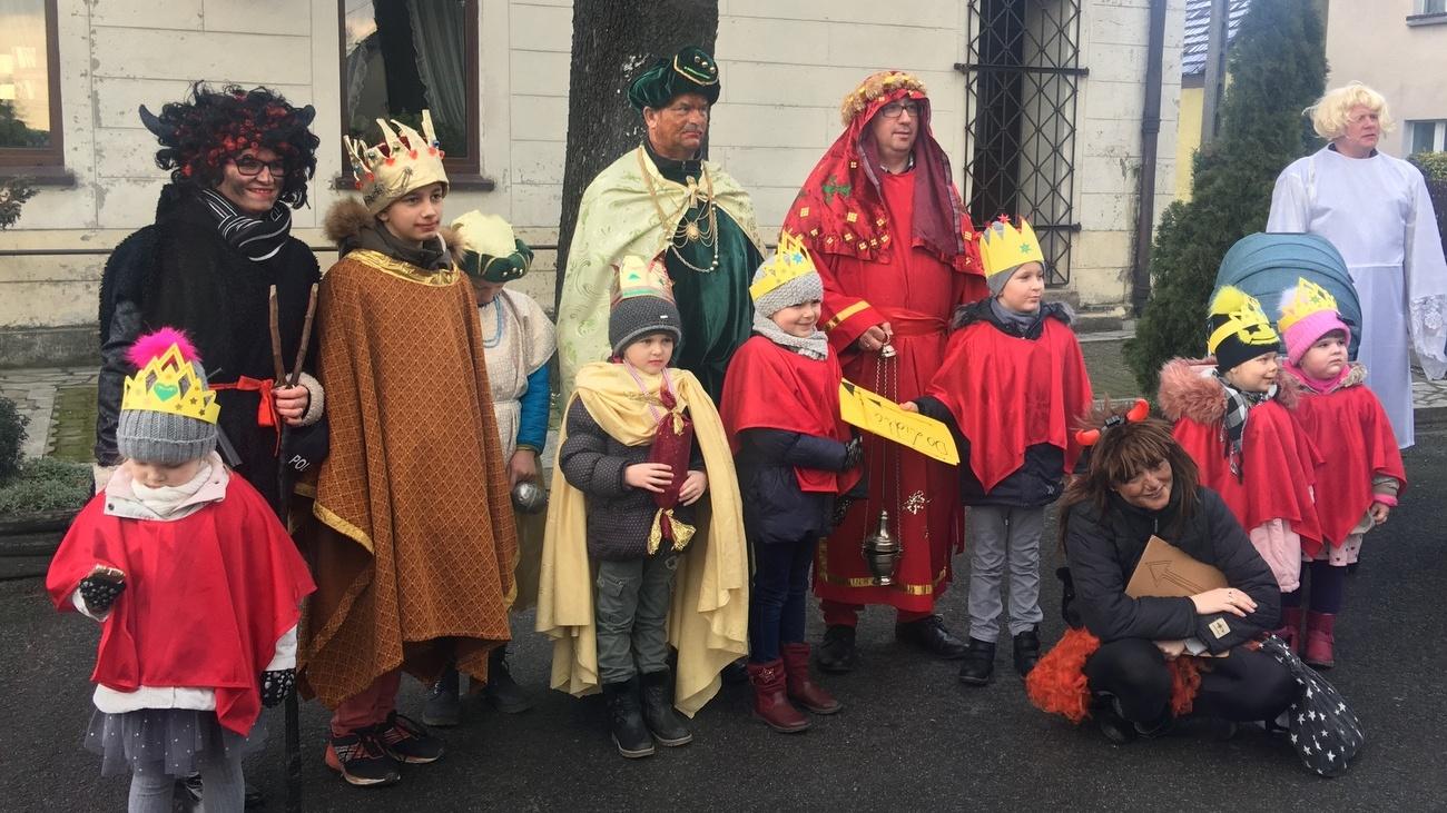 Trzej Królowie Przyjechali Z Rozmierki Rozmierzy I Jędryń