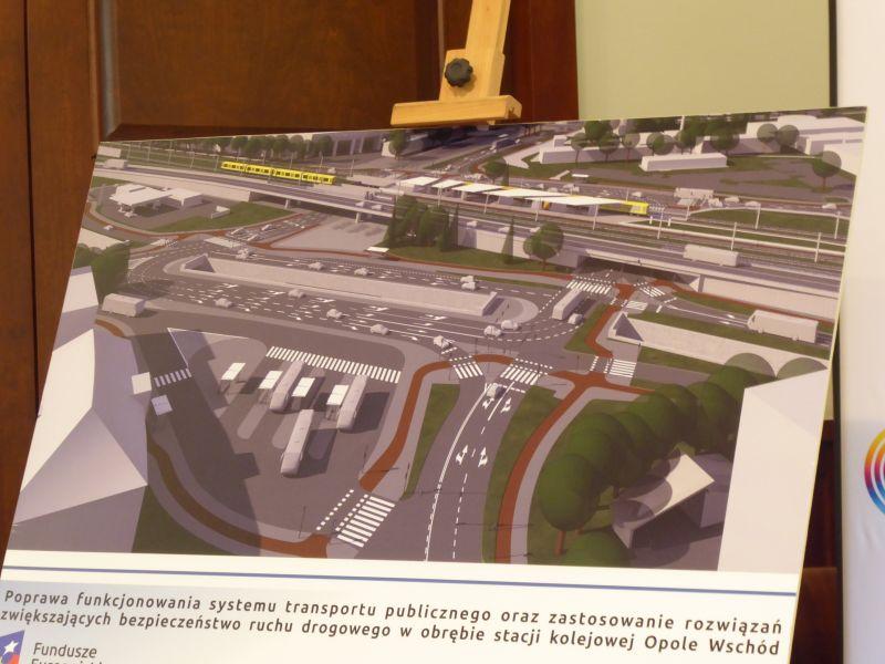 Budowa skrzyżowania Oleskiej z Batalionów Chłopskich wykonana w 30 procentach - informuje MZD w Opolu