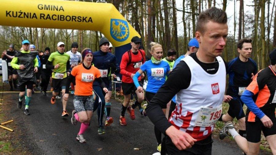 Kuźniański Półmaraton Leśny [fot. materiały organizatora]