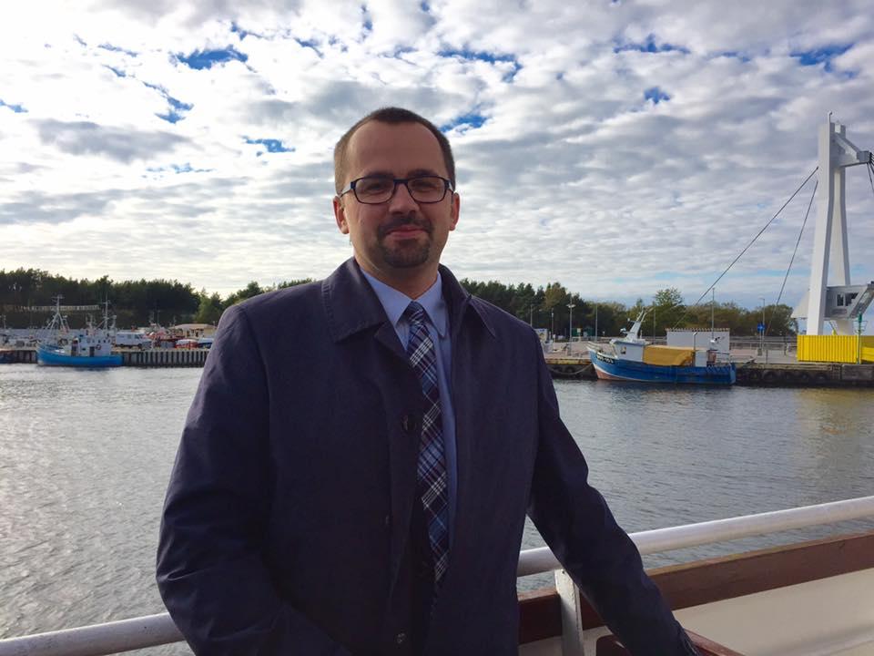 Poseł Marcin Horała odwiedza Opolszczyznę w ramach akcji PiS Polska jest jedna
