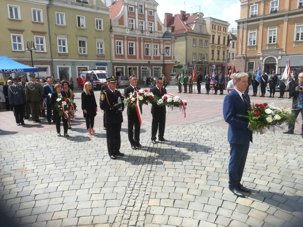 Upamiętniono ofiary Rzezi Wołyńskiej. Obchody w Opolu