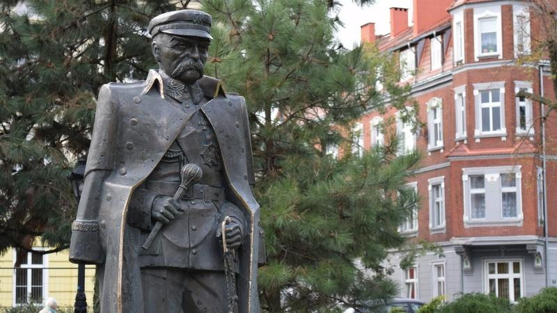 Pomnik [fot. Jacek Pelczar]