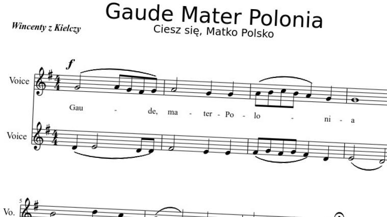 Pierwszy polski hymn napisał Wincenty z Kielczy