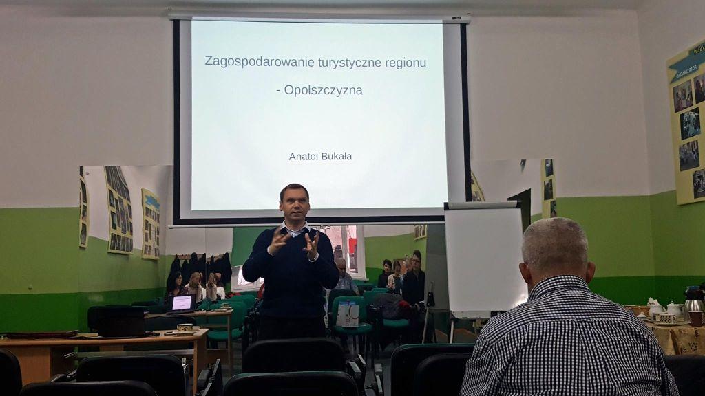 Anatol Bukała [Fot.PTTK Tryton]