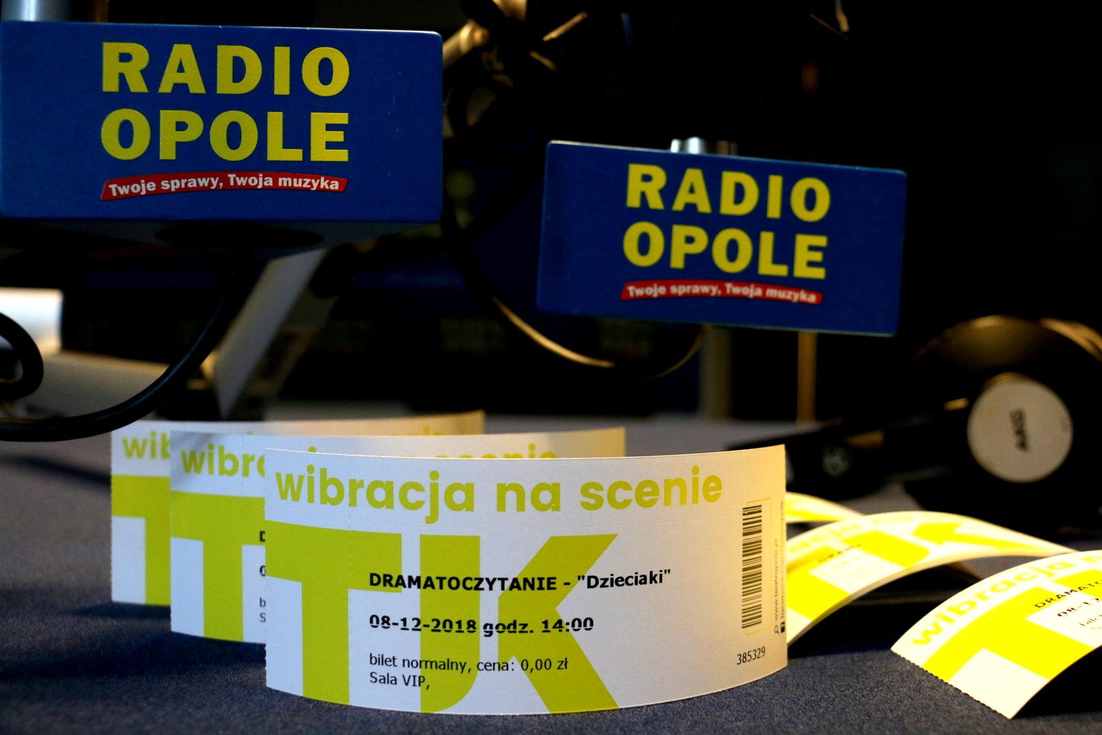 """Na """"Dramatoczytanie"""" zaprasza teatr w Opolu – jedna z czytanych sztuk będzie retransmitowana w """"Rewirach kultury"""" [fot. Agnieszka Lubczańska]"""