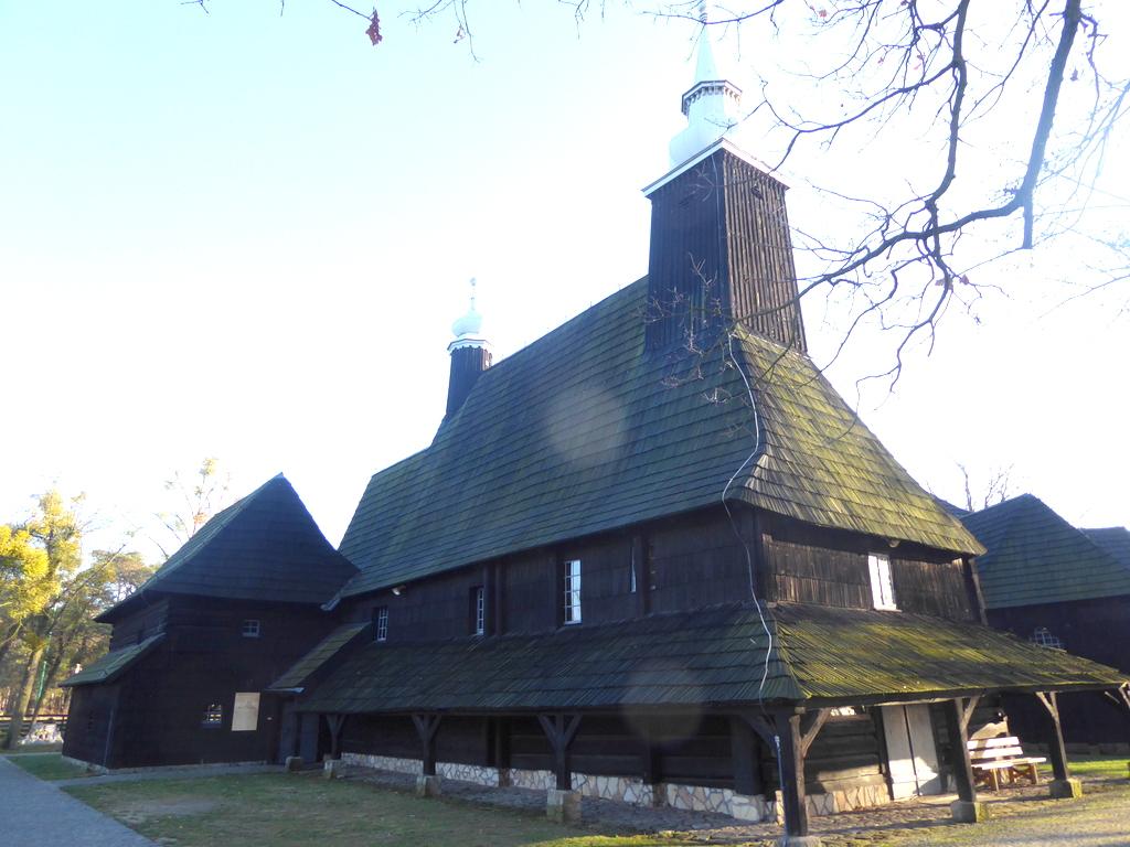 Kościół św. Anny w Oleśnie [fot. Witold Wośtak]