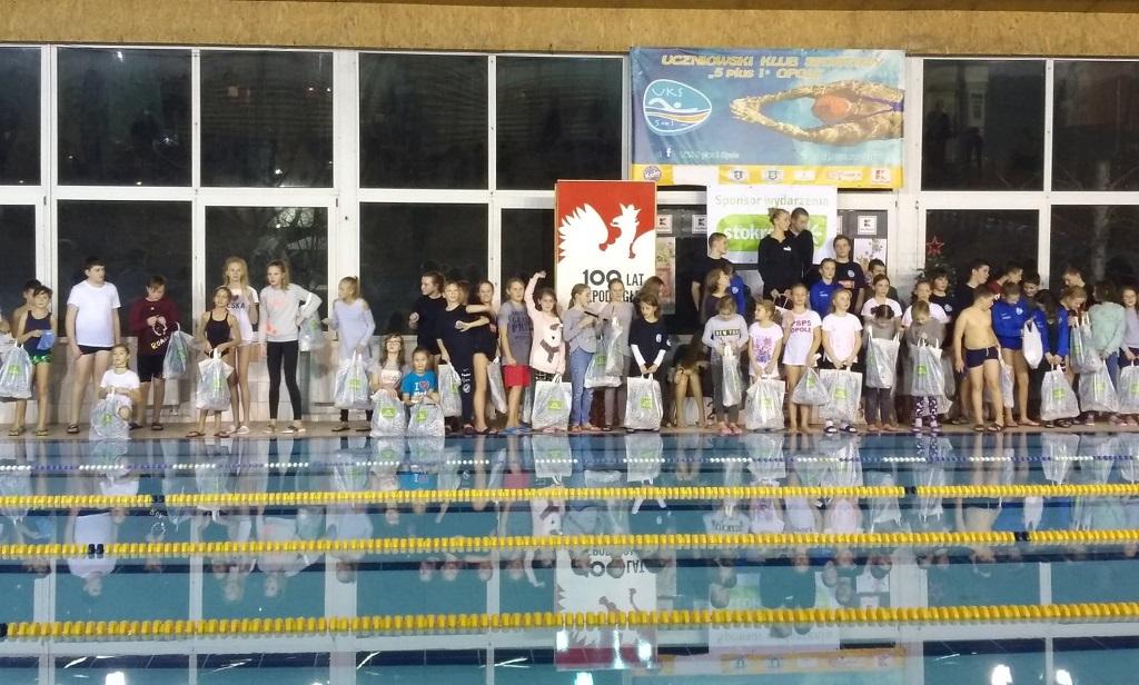Integracyjne pływanie w Opolu. Wszyscy byli dziś wygrani
