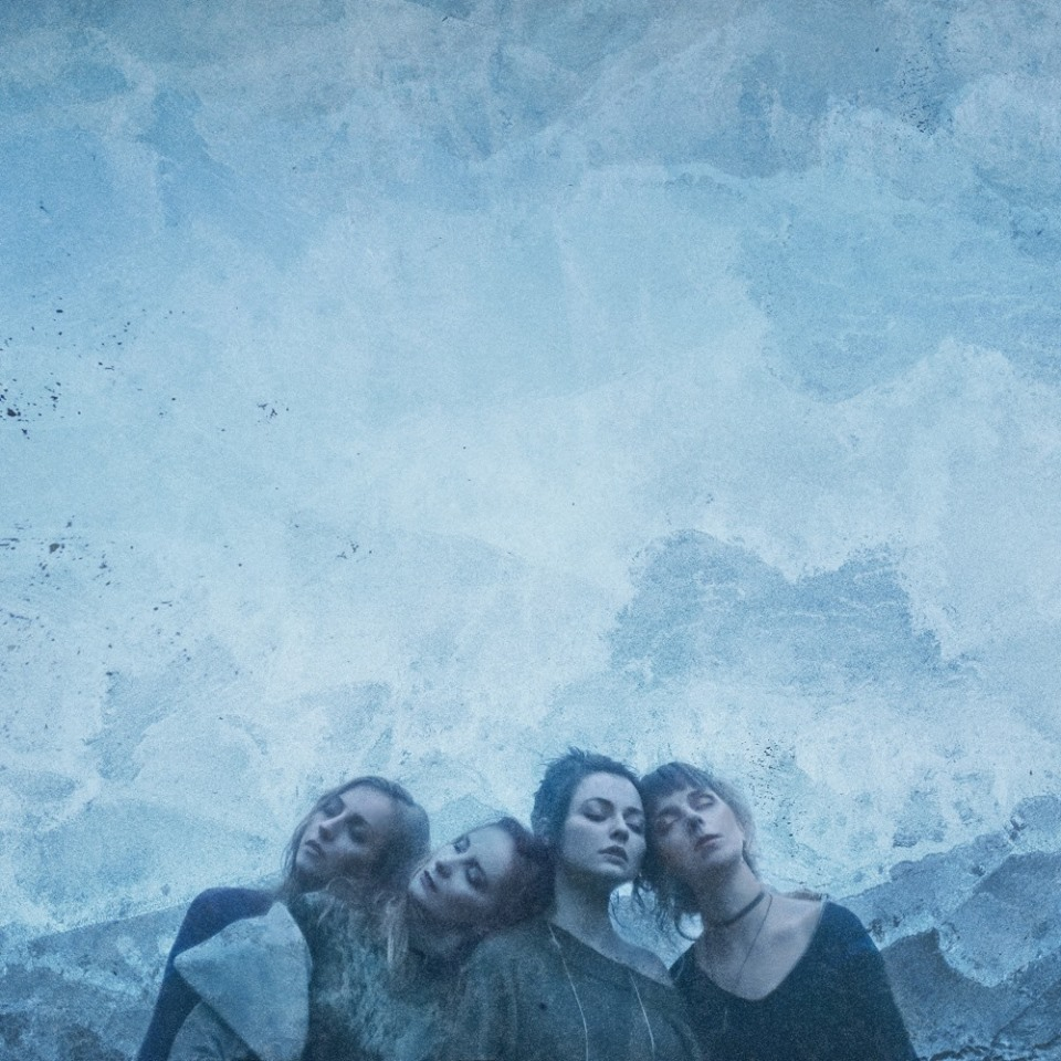 Kagyuma to kwartet wokalno-instrumentalny z Wrocławia. Tworzą go: Kamila Salach, Agata Majewska, Julia Kulpa i Marta Mackiewicz [fot. materiały zespołu]