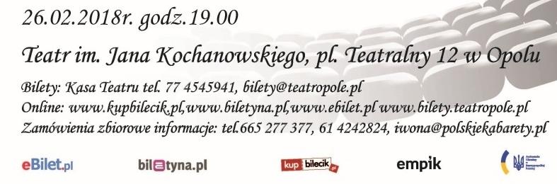 Pierwszy raz w Polsce 10 tenorów z koncertem operetkowych i musicalowych przebojów 26 lutego w Teatrze im. Jana kochanowskiego w Opolu