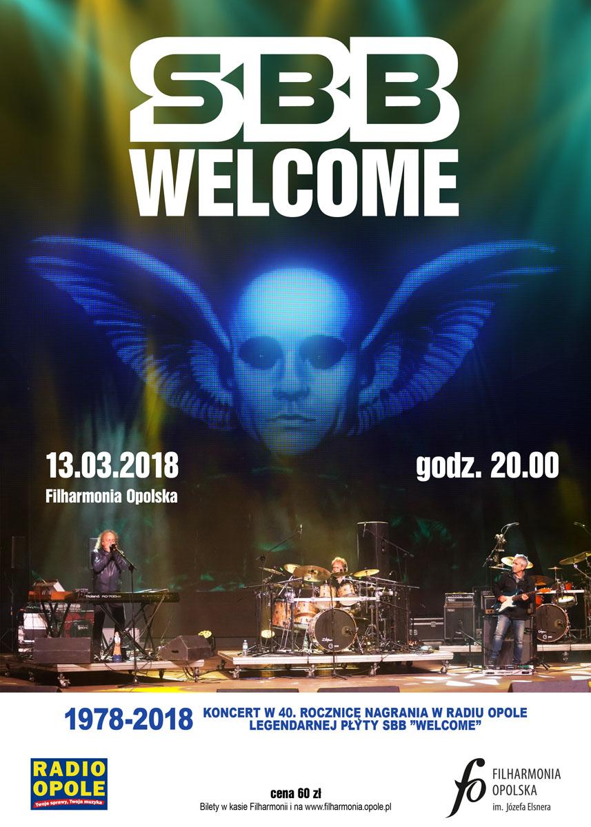 """SBB w Filharmonii Opolskiej. Koncert w 40. rocznicę powstania płyty """"Welcome"""""""