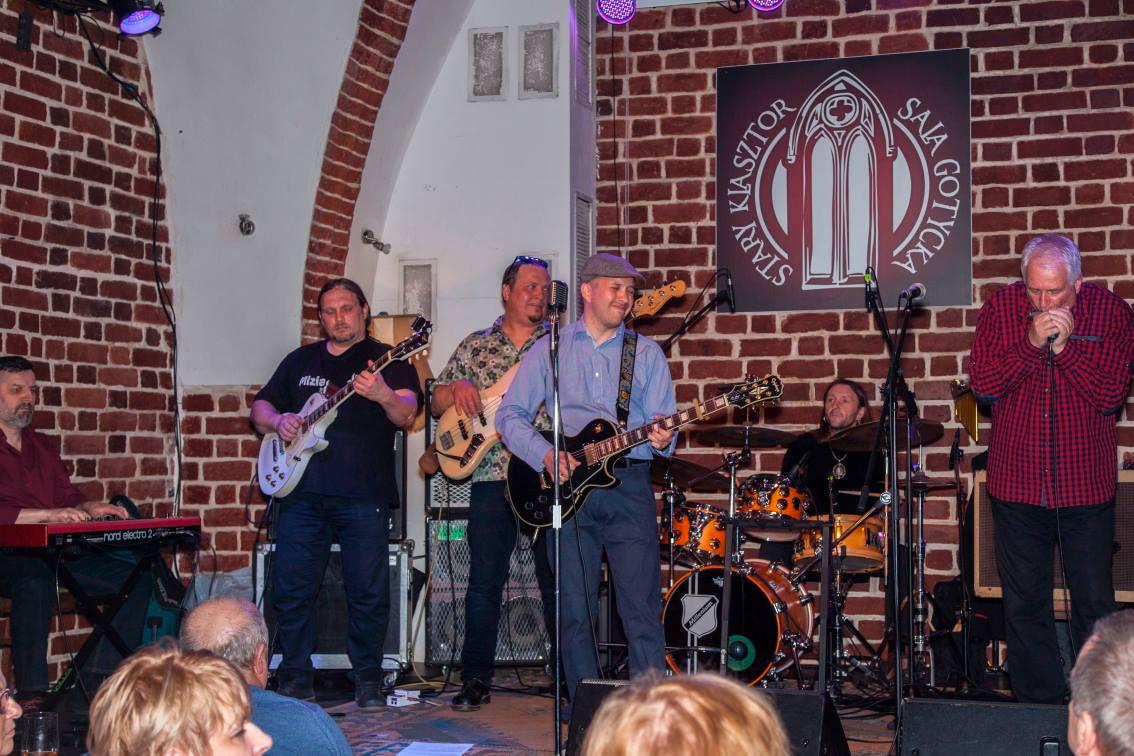 Mizia & Mizia Blues Band 16 marca wystąpią w Studiu M Radia Opole [for. archiwum zespołu]