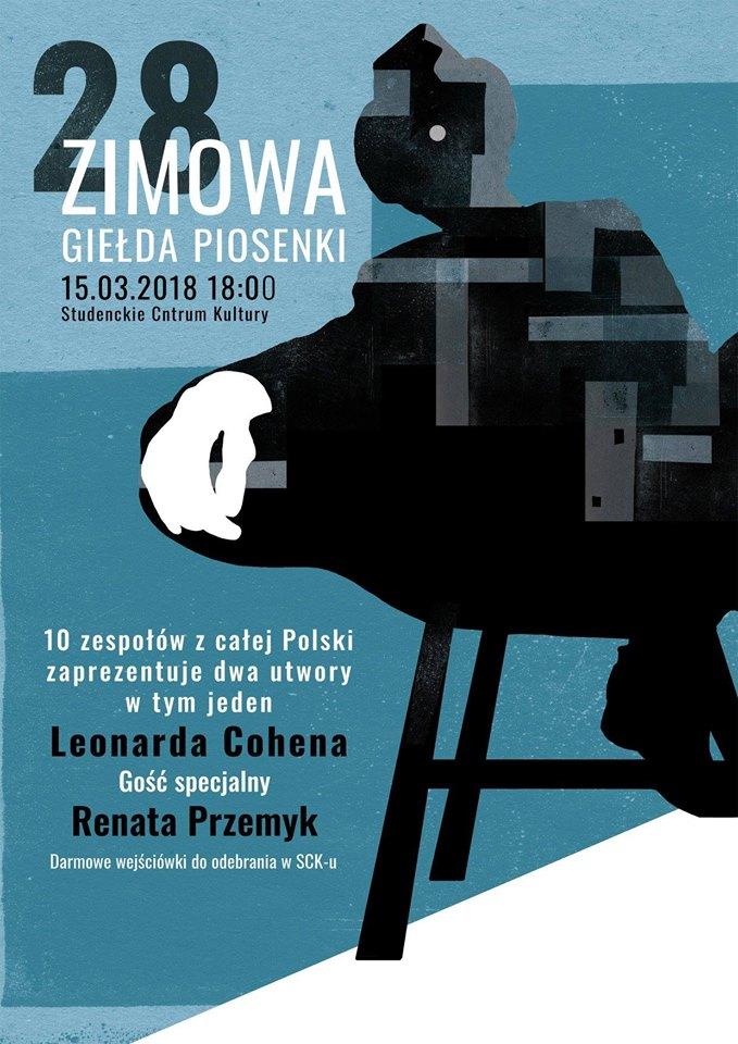 Renata Przemyk gwiazdą Zimowej Giełdy Piosenki