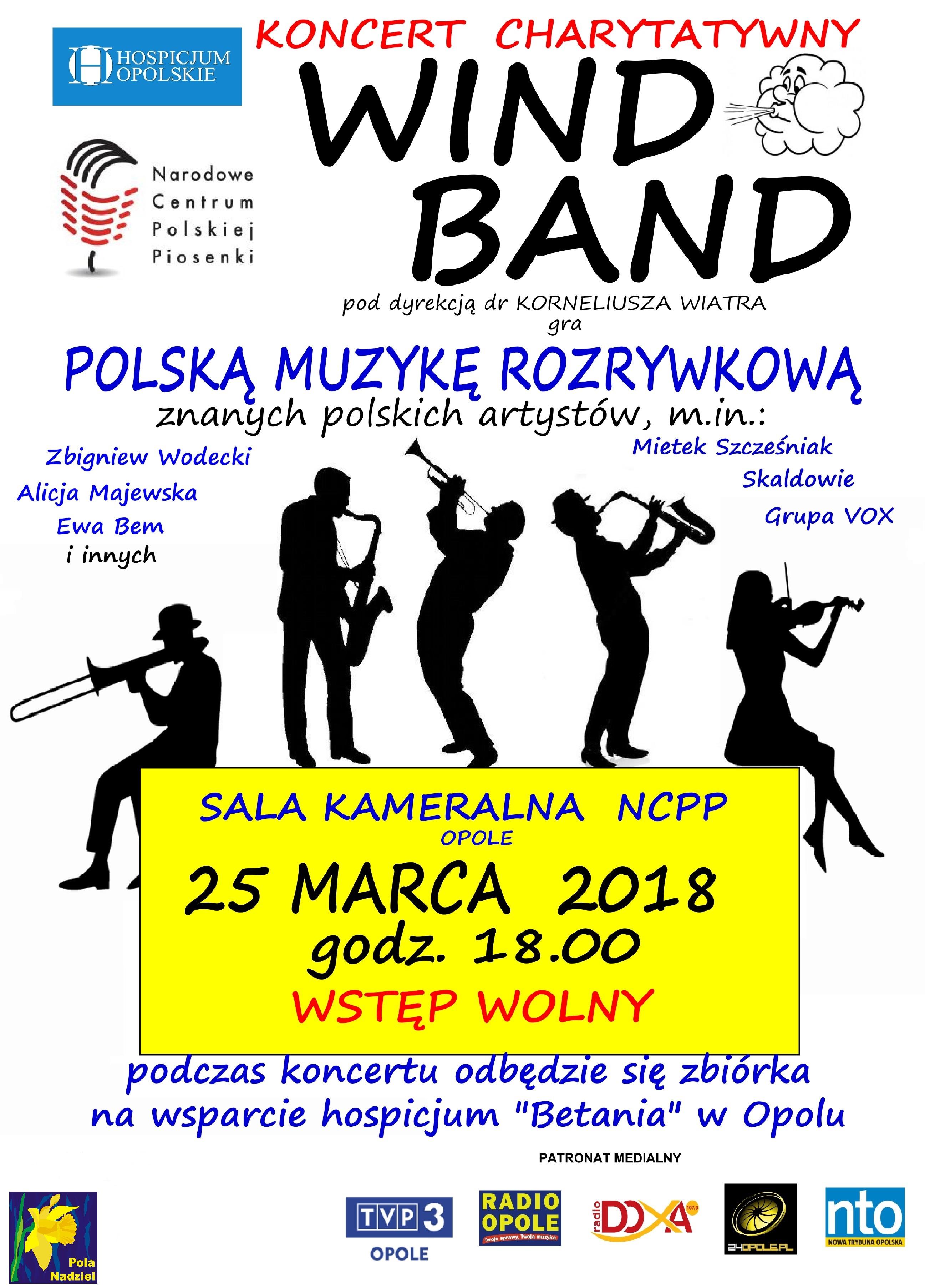 """Plakat XX Ogólnopolskiej Kampanii Społecznej """"Pola Nadziei"""" [materiały organizatora]"""