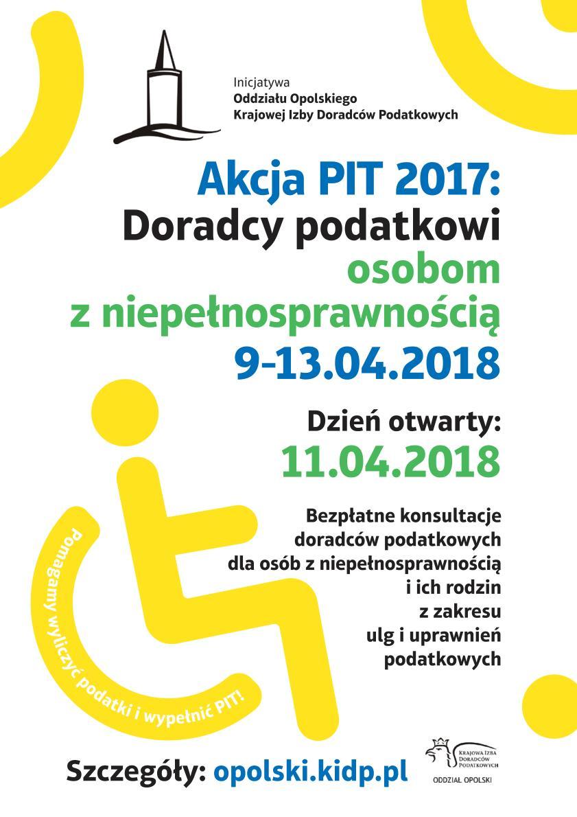 Doradcy podatkowi osobom z niepełnosprawnością – skorzystaj z porady