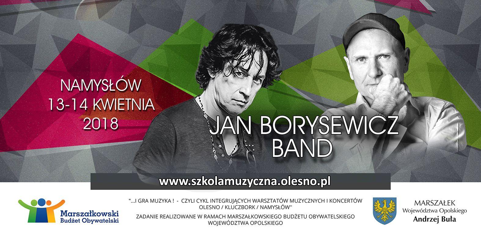 Warsztaty i koncert 'I muzyka gra' odbędą się w Namysłowskim Ośrodku Kultury