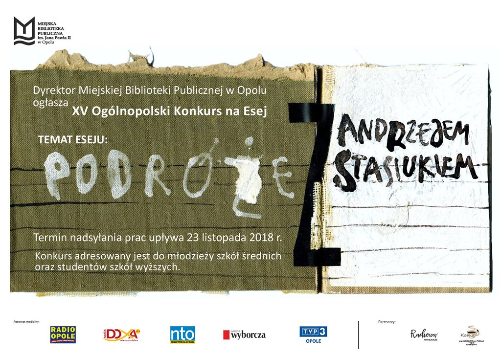Konkurs-Esej 2018 plakat-www.