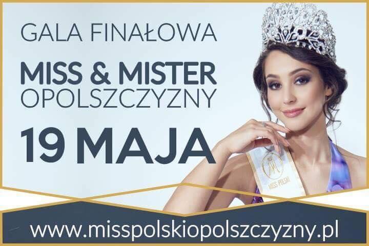 Miss & Mister Opolszczyzny - gala finałowa w sobotę w CWK