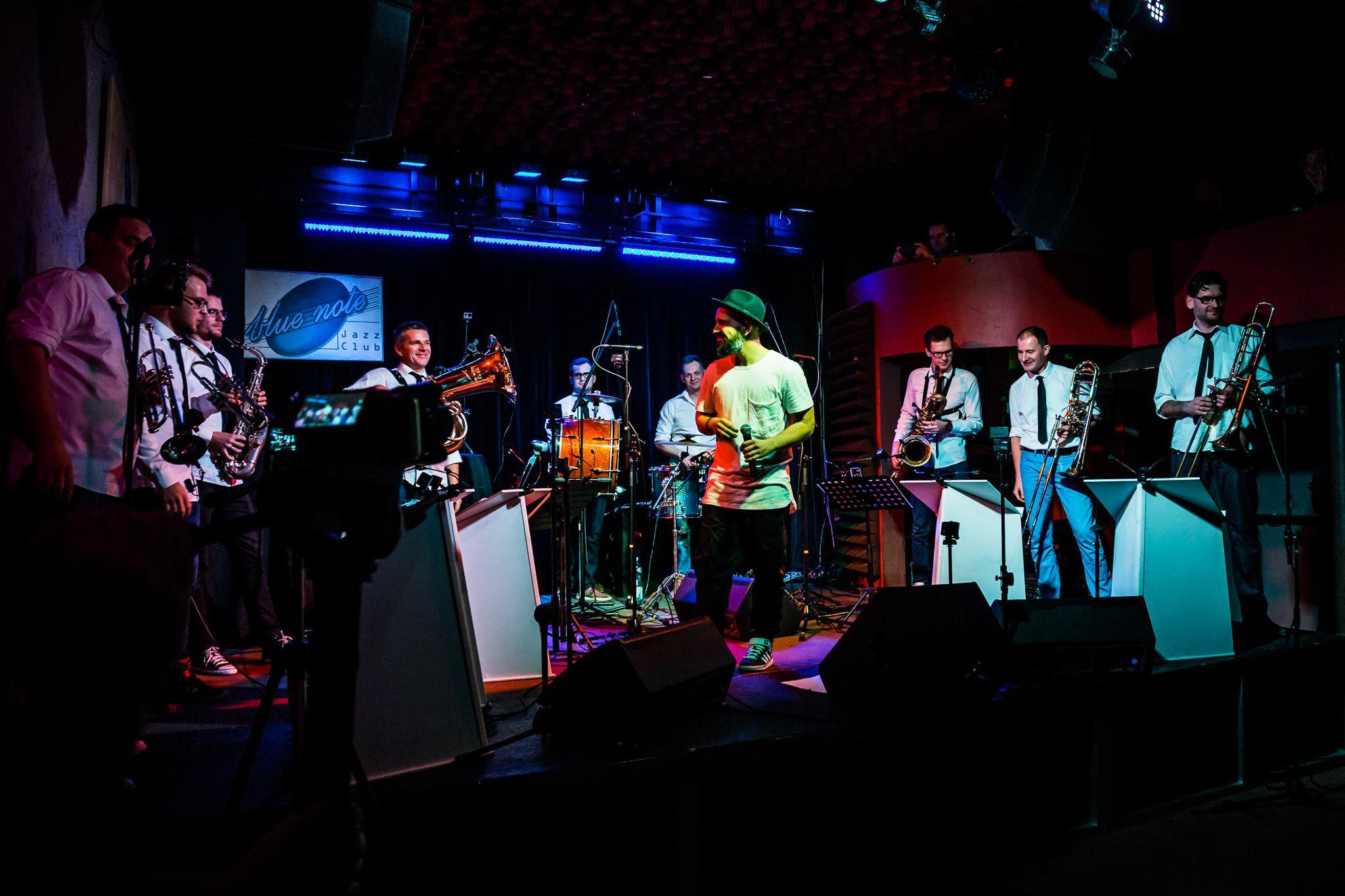 Dizzy Boyz Brass Band z koncertem w Studiu M im. SBB już 13 czerwca - można już rezerwować zaproszenia! [fot. archiwum artystów]