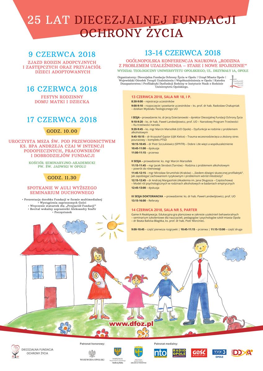 Diecezjalna Fundacja Ochrony Życia obchodzi 25-lecie działalności