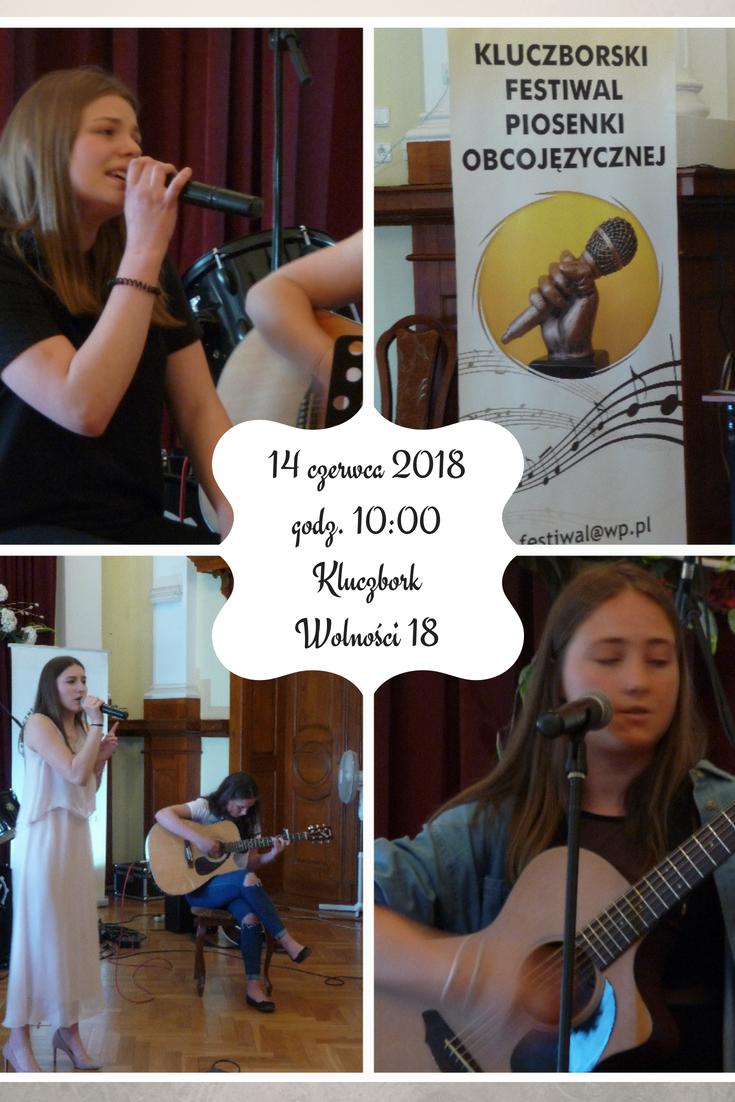 Kluczborski Festiwal Piosenki Obcojęzycznej po raz 10