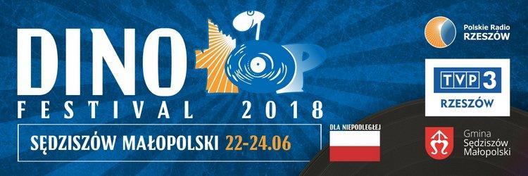 Dino Top Festival od piątku do niedzieli