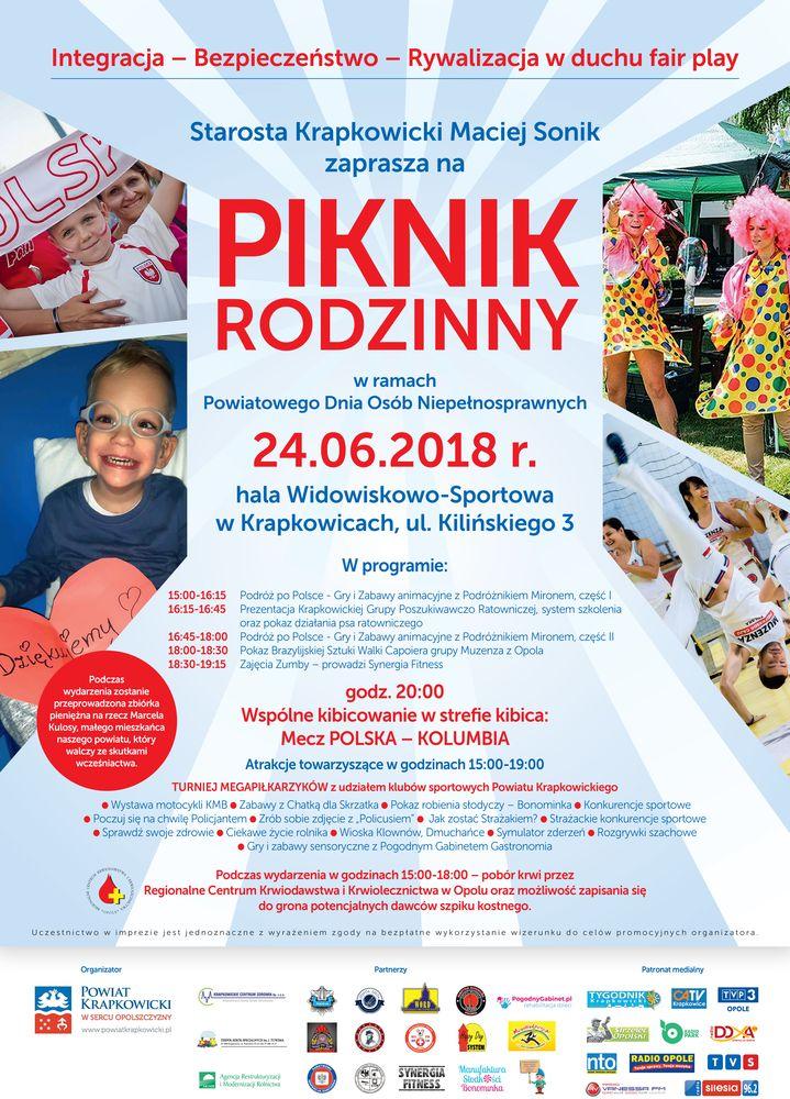 Piknik Rodzinny w Krapkowicach