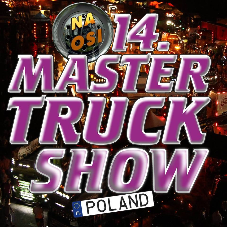 Master Truck Show 2018 – znamy program!