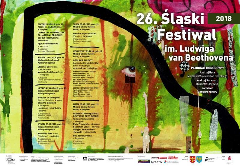 26. Śląski Festiwal im. Ludwiga van Beethovena