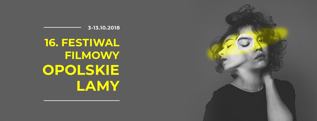16. Festiwal Filmowy Opolskie Lamy potrwa od 3 do 13 października 2018