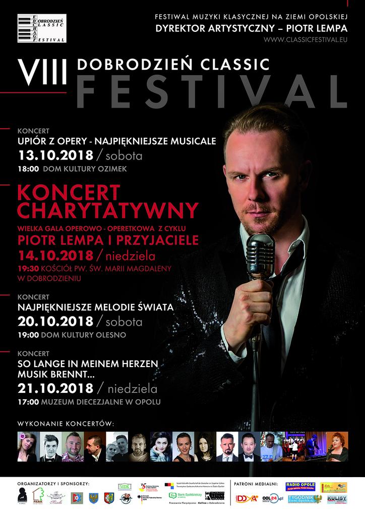 Dobrodzień Classic Festival 2018
