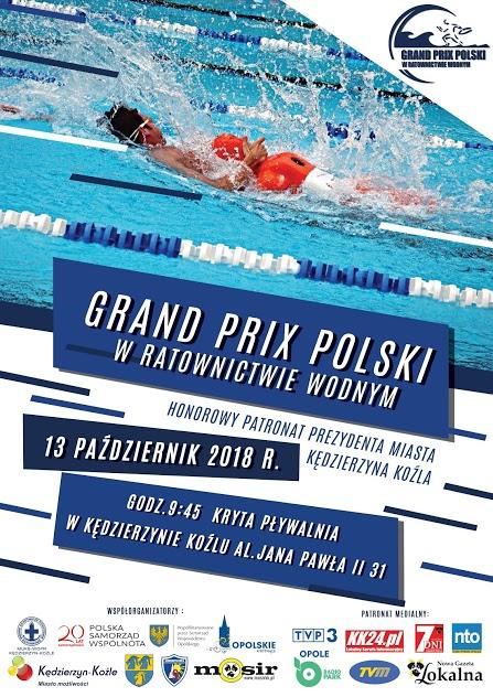 Grand Prix Polski w Ratownictwie Wodnym już w sobotę! [materiały organizatora]