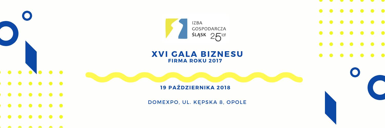 XVI Gala Biznesu