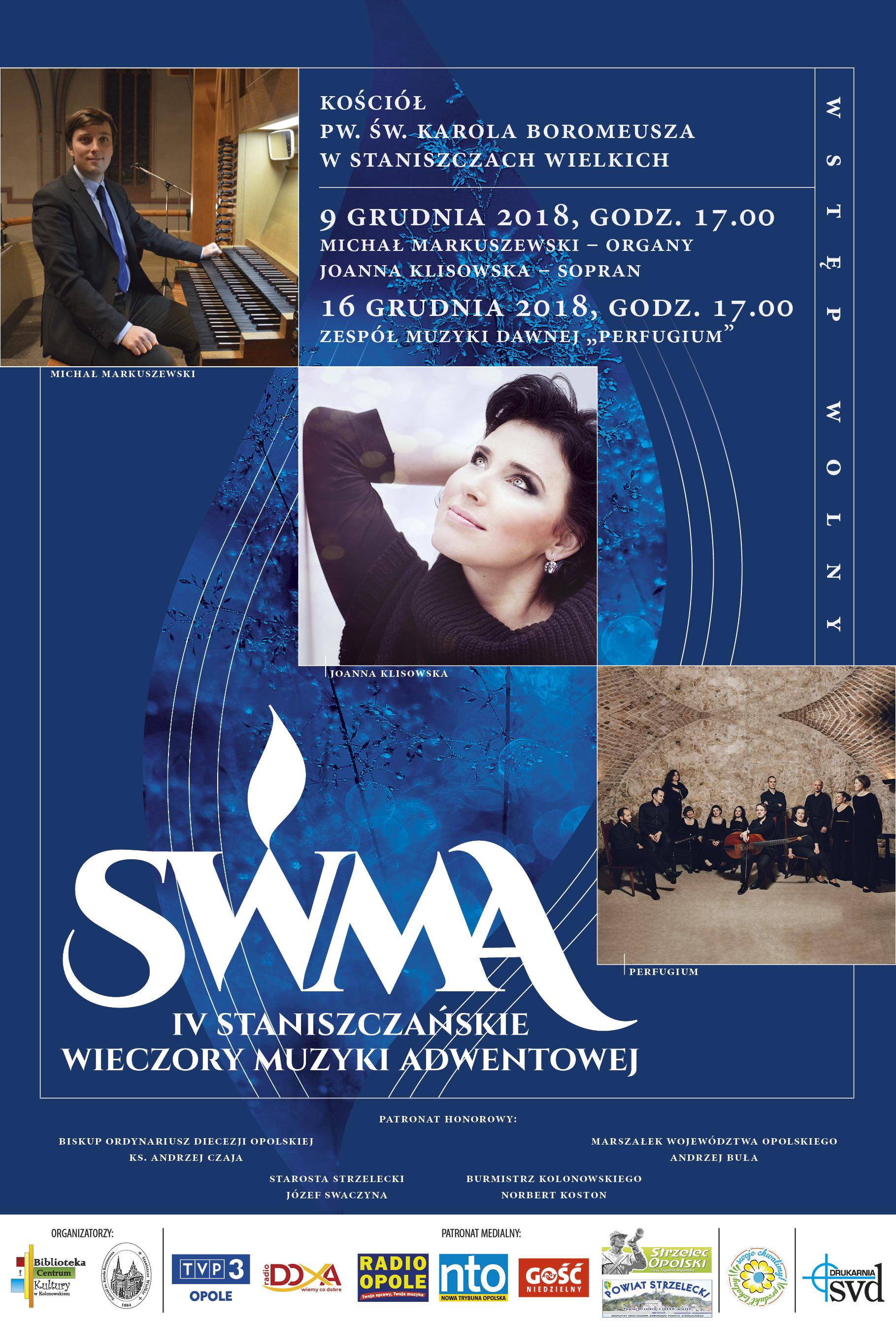 IV Staniszczańskie Wieczory Muzyki Adwentowej