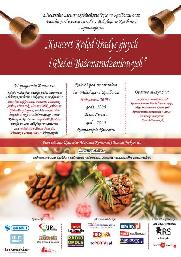 Koncert kolęd i pastorałek w kościele pw. św. Mikołaja już w niedzielę