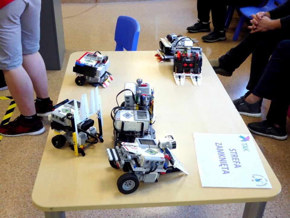Roboty Młodych Konstruktorów Znów Rywalizowały W Opolu Radio Opole