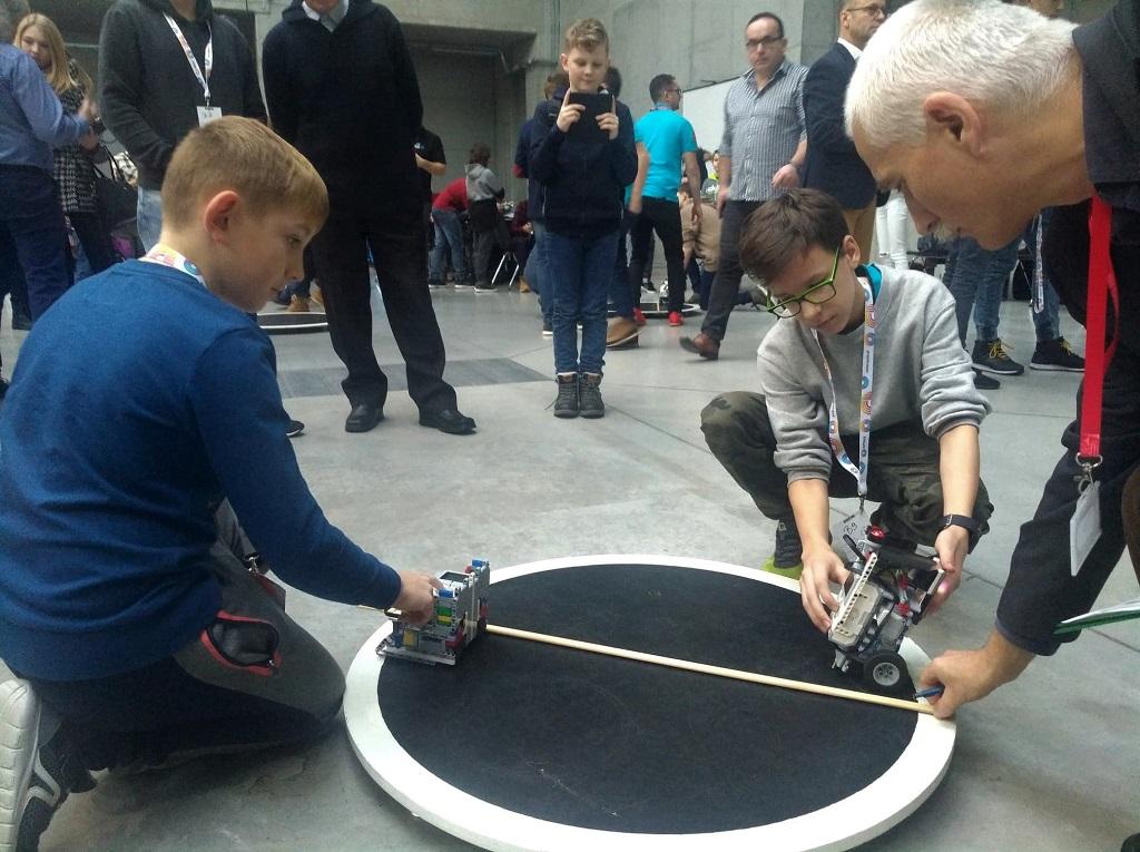 Lego Roboty Znów Staną Do Walki Iv Turniej Opolskiej Ligi Rob