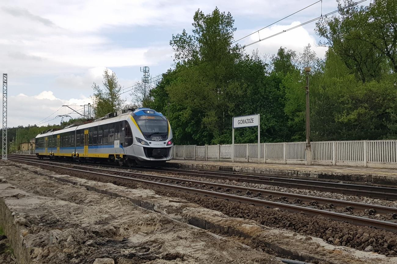Uwaga kierowcy Przejazd kolejowy w Górażdżach będzie zamknięty przez dwa tygodnie