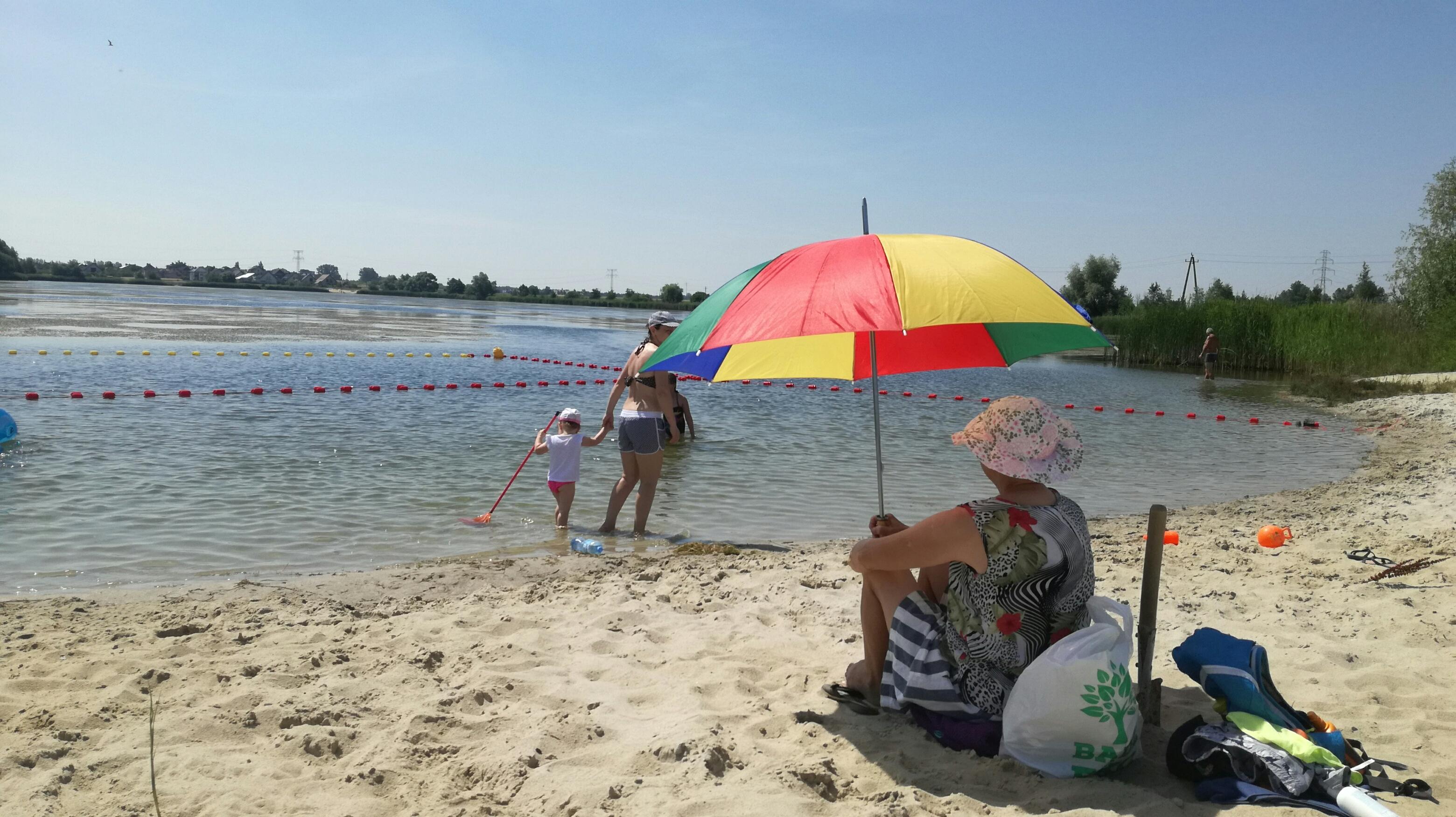 Kąpielisko Malina w Opolu [fot.P.Wójtowicz]