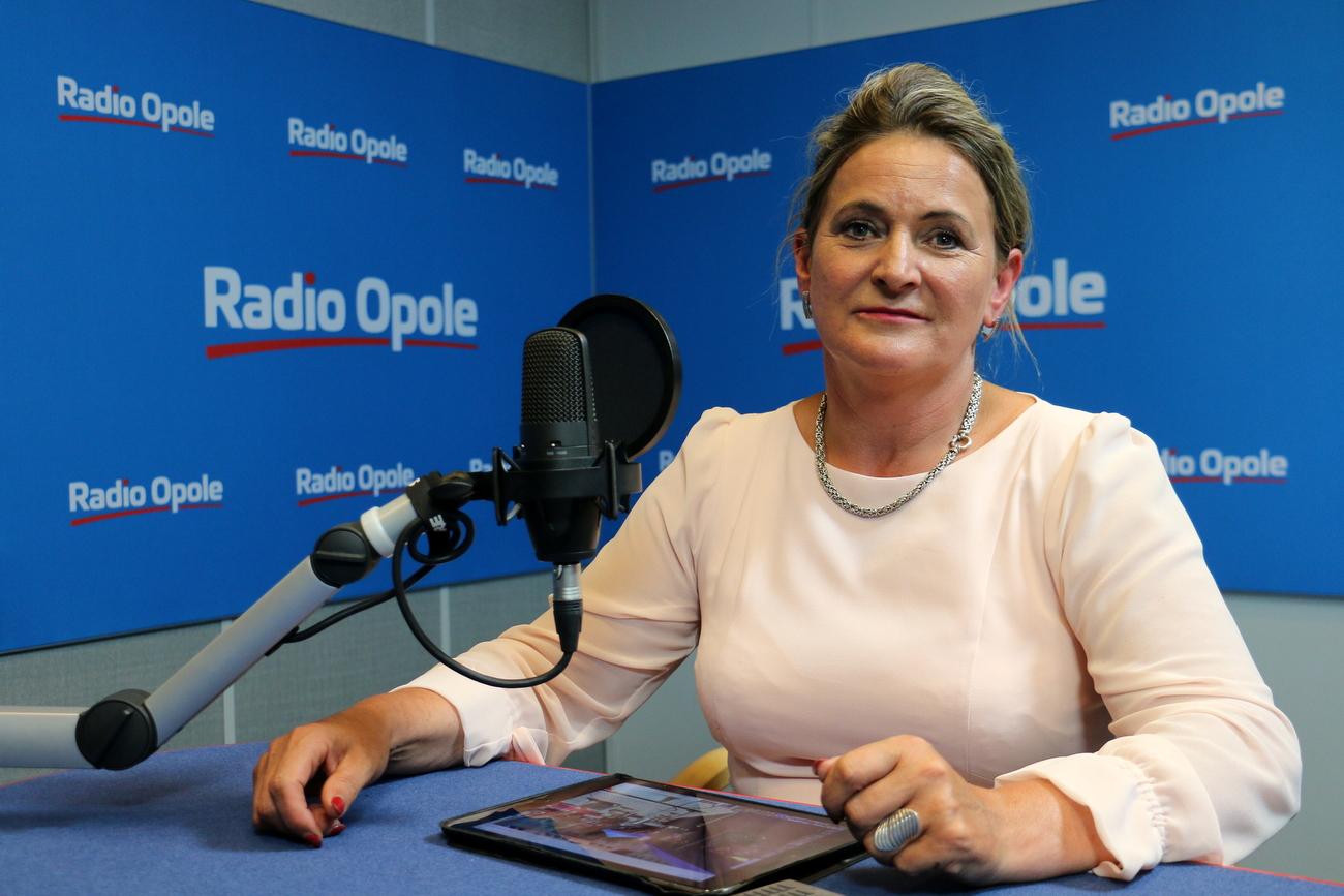 Katarzyna Czochara [zdj. Radio Opole]