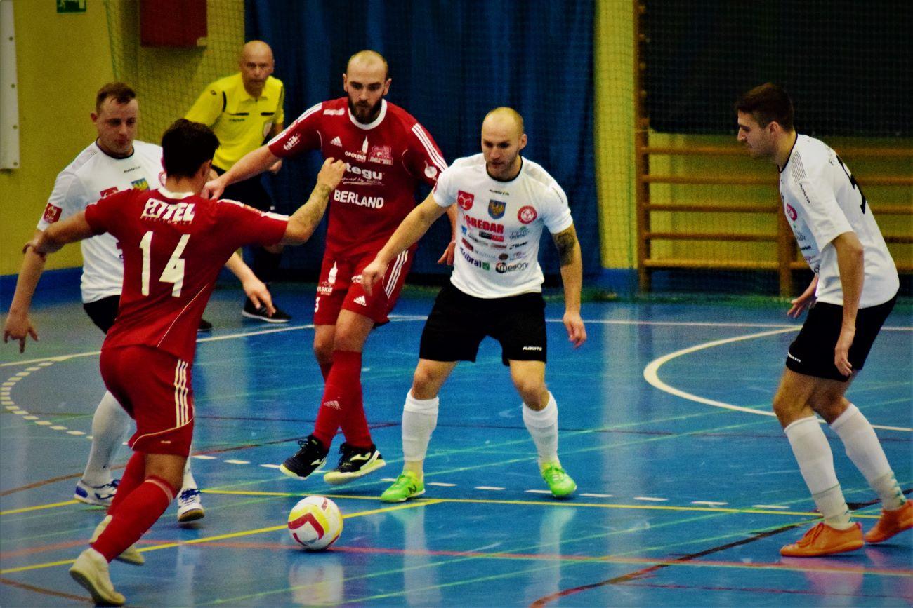 Historyczny moment. Dwie opolskie drużyny zagrają w Ekstraklasie Futsalu