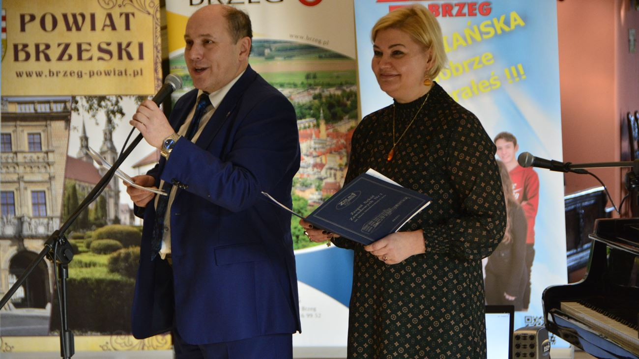 Zamkowy Turniej Poetycki Żaków w Brzegu [fot. Daniel Klimczak]