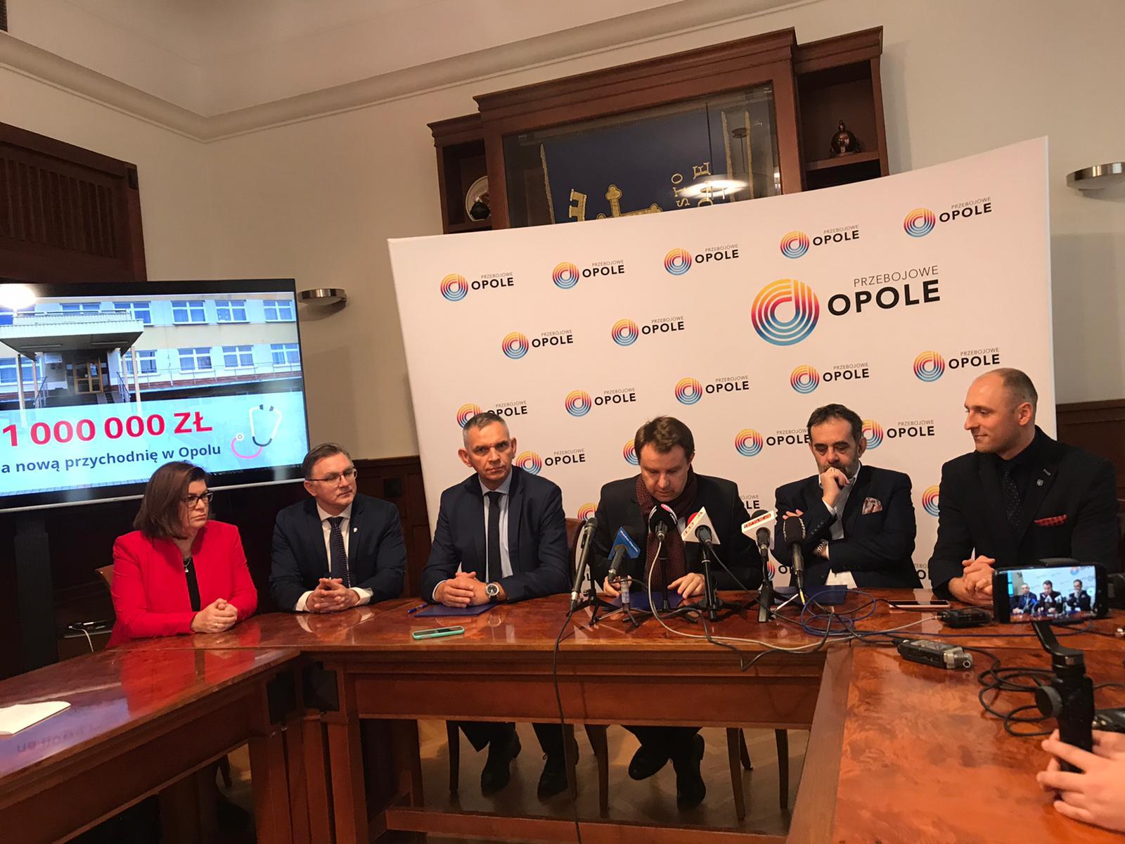 Powstanie nowa przychodnia w Opolu. Umożliwi pacjentowi szybki dostęp do usługi medycznej