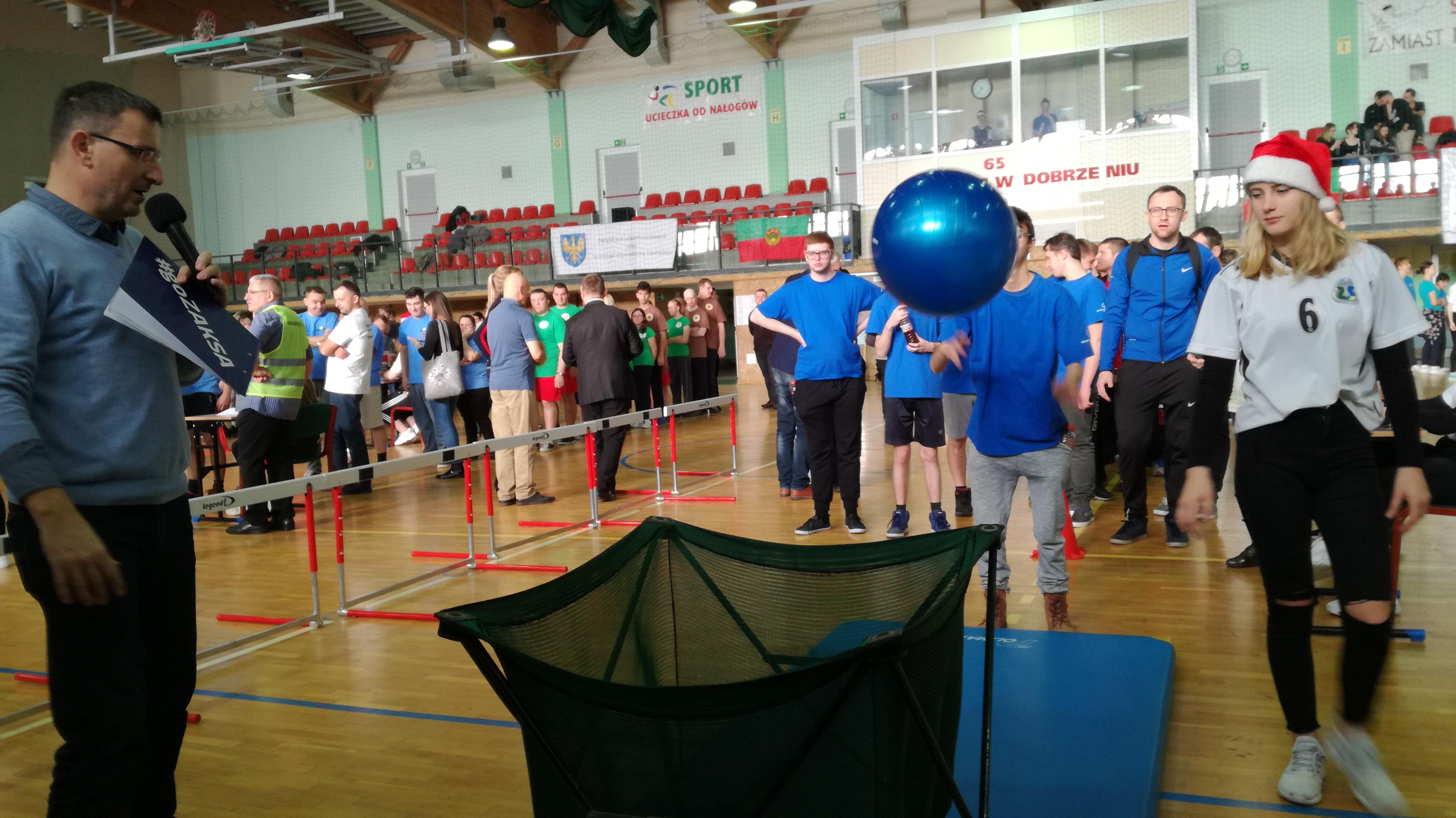 XI Międzynarodowe Igrzyska Osób Niepełnosprawnych Bez Barier [fot.P.Wójtowicz]